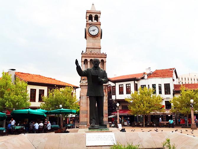 Ankara Hamamönü'nün Tarihçesi, Hamamönü Nerede? Yol Tarifi