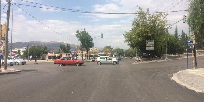 Karşıyaka'da asfalt sevinci