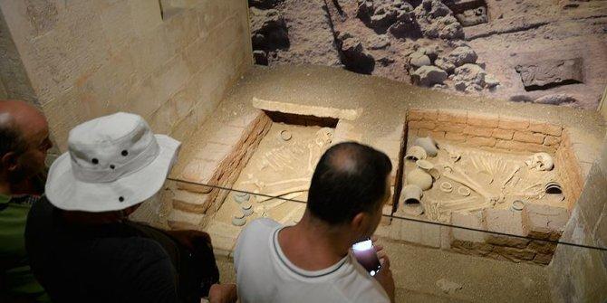'Dünyanın en eski aşıkları' müzede sergilenecek