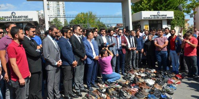 AK Parti Ankara İl Gençlik Kolları 12 Eylül'ü unutmadı