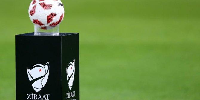 Ziraat Türkiye Kupası ikinci tur maçları tamamlandı