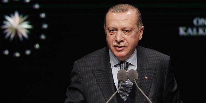 Cumhurbaşkanı Erdoğan: 16 yılda atılan adımlar meyvelerini vermeye başladı