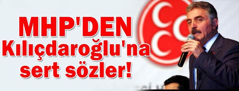 MHP'den Kılıçdaroğlu'na sert sözler! Milliyetçilikten ne anlıyor!