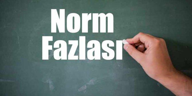 Norm kadro fazlası öğretmenlerden MEB'e çağrı