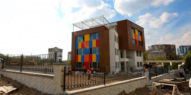 OSTİM'in minikleri için anaokulu açılıyor