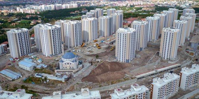 Mamak'ta 9 yılda 6 bin 401 inşaat ruhsatı verdi