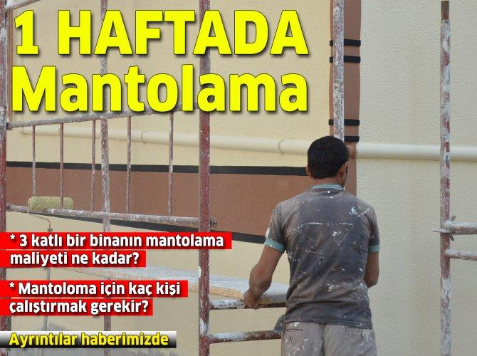 Ankara Bina Mantolama Fiyatları! Ankara'da bir binanın mantolama maliyeti ne kadar?