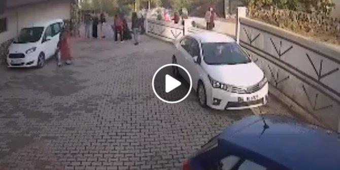 Kırşehir'de anne ve kızına köpek saldırdı: İşte o köpek saldırısı videosu