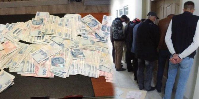 Mamak'ta kumar baskını: Gecekonduyu kumarhaneye çevirmişler