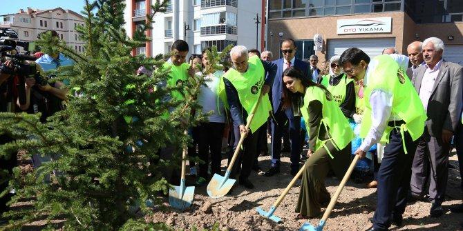 Keçiören'deki yeşil alan 9 yılda yüzde 220 arttı