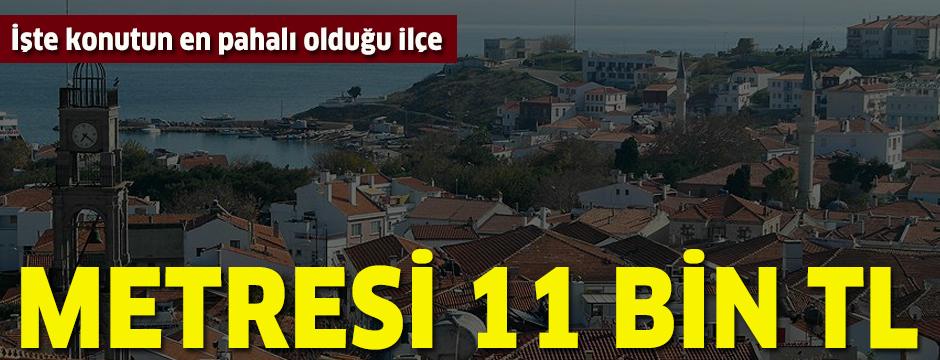 Türkiye'de konutun en pahalı olduğu ilçeler saptandı: Beşiktaş, Beykoz...