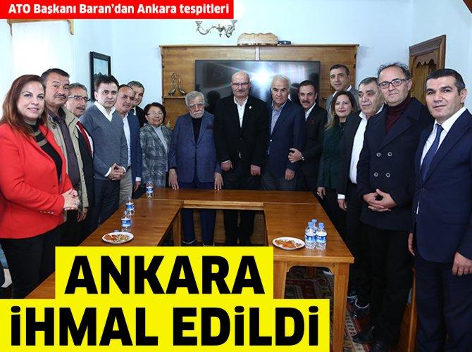 Ankara'ya neden yeni stat yapılmadı?