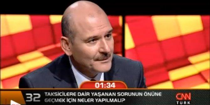Bakan Soylu ilk kez açıkladı: Taksiciler için devrim gibi karar