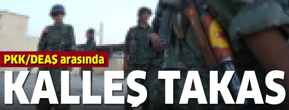 Terör örgütleri PKK ile DEAŞ arasında kirli takas