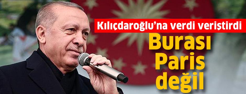Erdoğan: Kimseyi sokağa çıkaramayacaksınız