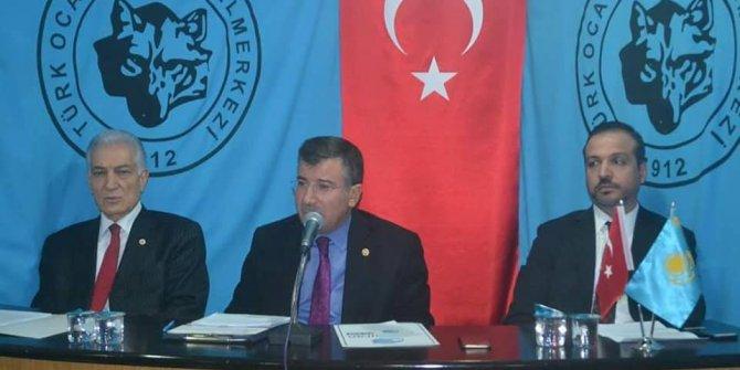 Türkiye'den Kazakistan'a lobi desteği