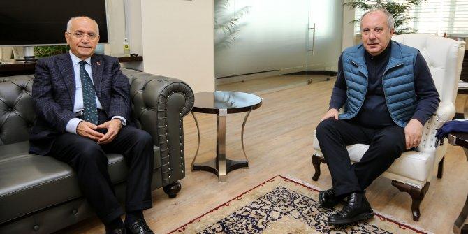 CHP'li İnce'den Fethi Yaşar'a destek ziyareti