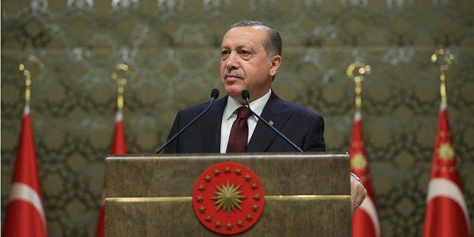 Cumhurbaşkanı Erdoğan: Bu bir beka meselesi!