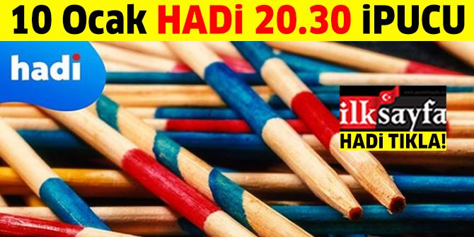 10 Ocak Hadi 20.30 ipucu: Klasik Mikado Oyunu kaç çubukla oynanır? Mikado nedir, nasıl oynanır?