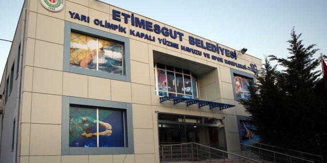 Etimesgut'un yaşam istasyonu