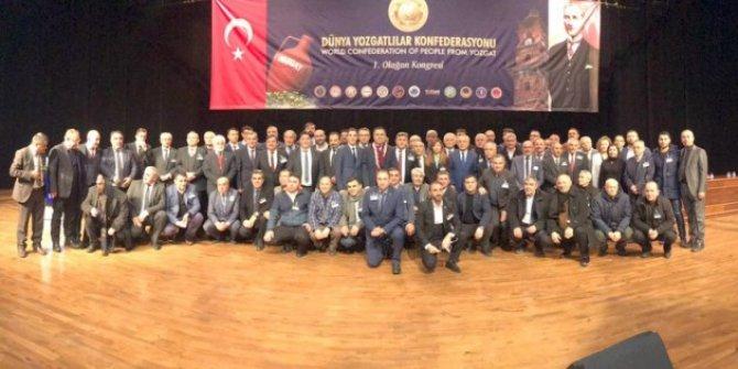 Yozgatlılardan Ankara'da görkemli kongre