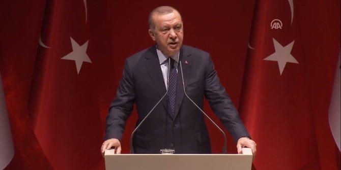Erdoğan'dan sert açıklama! Milyonlarca adet hazırlatıyoruz!
