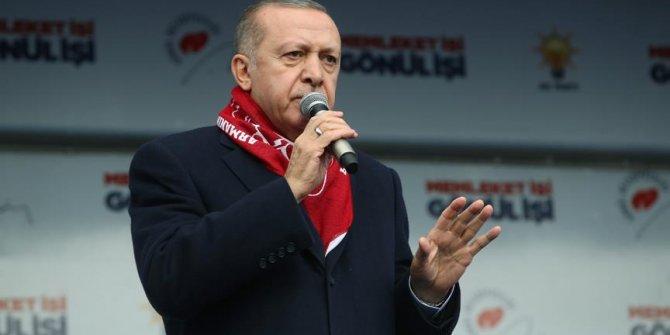 Cumhurbaşkanı Erdoğan'dan 'aday çekme' iddialarına yalanlama