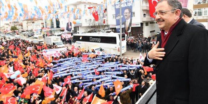 Özhaseki'den 'Cumhur İttifakı' vurgusu