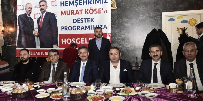 Balalılar, Murat Köse'yi destekliyor