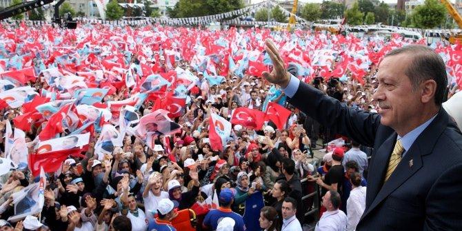 Cumhurbaşkanı Erdoğan bugün Keçiören ve Sincan'da