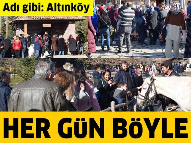 Cumhurbaşkanı Erdoğan Altındağ'da: Altınköy resmen açılıyor