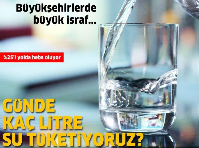 Eroğlu: 2030'da su fakiri ülkeler arasına gireceğiz