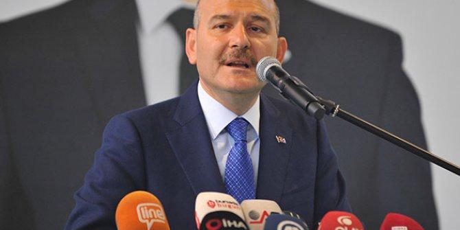 Soylu'dan çok sert Millet ittifakı açıklaması: FETÖ ve PKK, bu ittifakın tam göbeğindedir