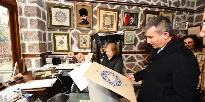 Ankara Kalesinden Hacı Bayram'a teleferik sözü