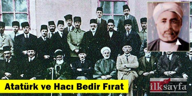Hacı Bedir Fırat kimdir? Dengir Mir Mehmet Fırat'ın akrabası mı?