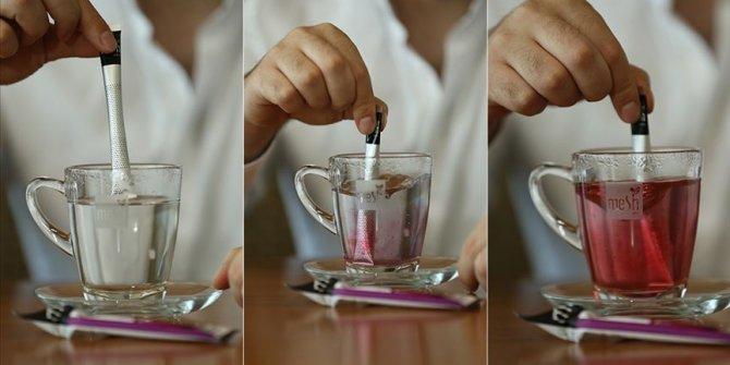 Sanayi kentinden 22 ülkeye 'çubuk çay' ihracatı