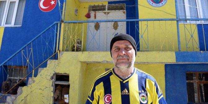 Kaynak ustasının Fenerbahçe aşkı