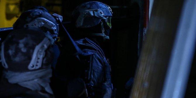 İstanbul'da dev uyuşturucu operasyonu: 152 gözaltı