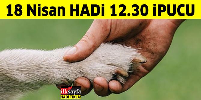 """18 Nisan HADİ Magazin ipucu: Konsere köpeğiyle çıkan, """"Kadına ve hayvanlara uygulanan şiddete yeter diyorum"""" diyen şarkıcı kimdir? 12.30 ipucu  sorusu cevabı"""