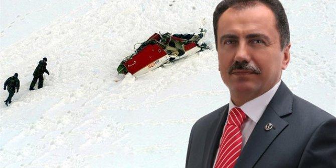 Merhum Yazıcıoğlu'nun davasında ilginç ifade