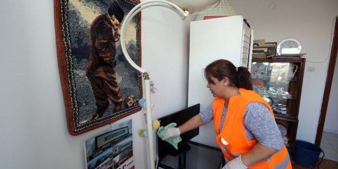 Evde temizlik hizmeti