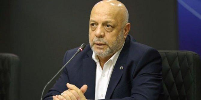 Hak-İş Genel Başkanı Mahmut Arslan:5 bin 647 üyemiz istifa ettirildi