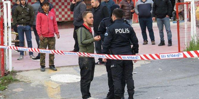 İstanbul'da silahlı saldırı: Yaralılar var