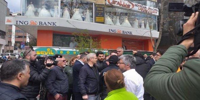 Ankara'da özel halk otobüsü şoföründen yaşlı amcaya büyük ayıp