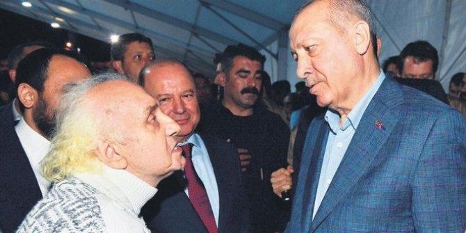 Tavernalar Kralı Yorgo: 'Çok cumhur reisleri gördüm ama Erdoğan gibisini görmedim'