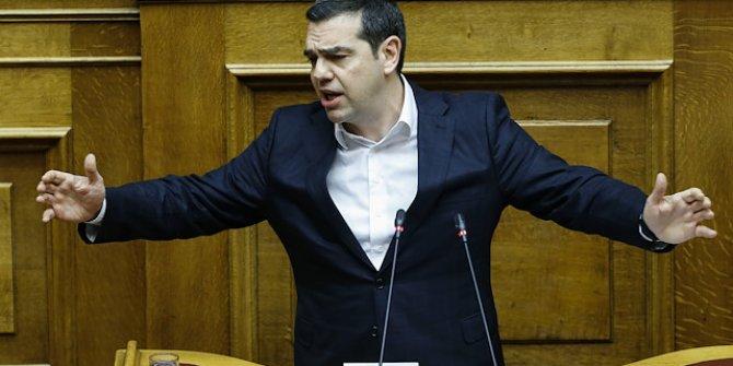 Yunan Başbakanı Çipras Türkiye'yi ekonomik yaptırımla tehdit etti