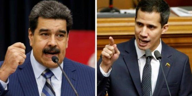 Venezuela'dan peş peşe haberler: Harekete geçtiler