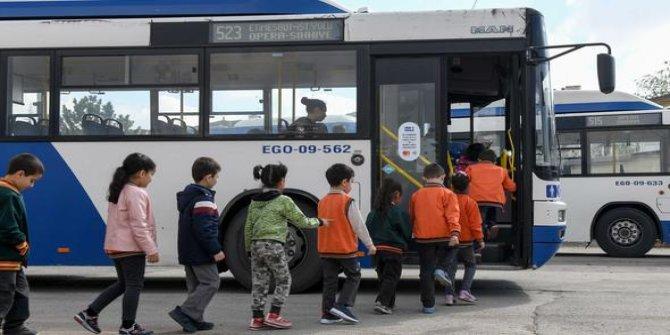 Ankara Büyükşehir Belediyesi örnek proje: Dersimiz toplu taşıma