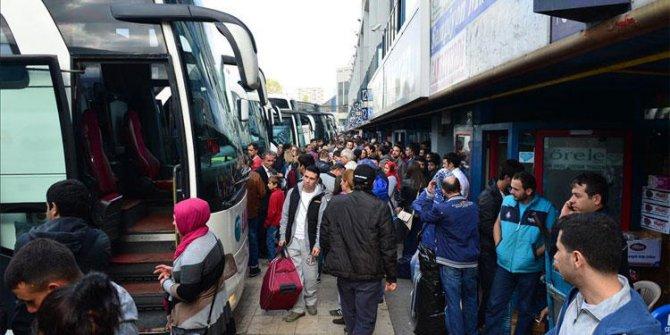 Ramazan Bayramı öncesinden otobüs firmalarına izin çıktı