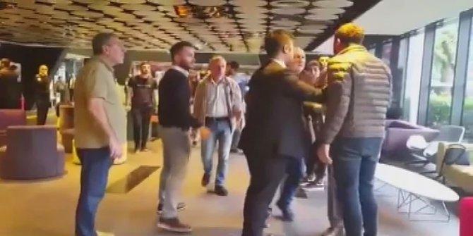 Üniversiteye baskın: 30 kişi ile geldiler